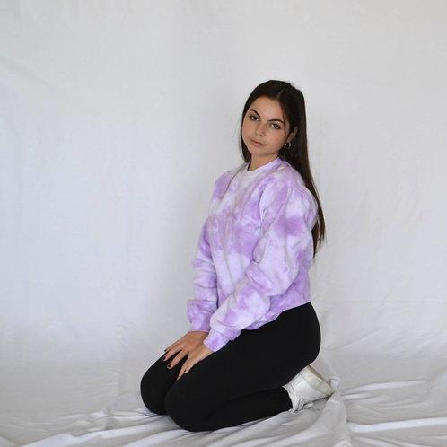 Lavender Crewneck