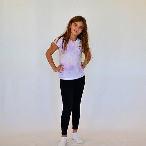 Big Kids Lavender Purple T-Shirt
