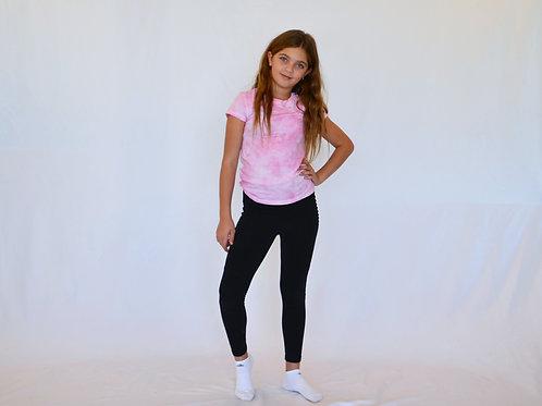 Big Kids Cotton Candy Pink T-Shirt