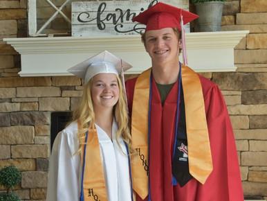 St. Patrick Alumni Include LHS Salutatorian, Scholar-Athletes and More