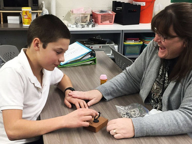 Middle School at St. Patrick: Putting Faith in Everything We Do
