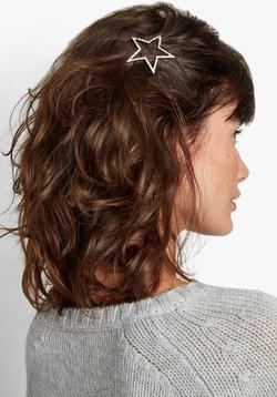 Star Hair Clip model