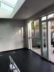 Lichtstraat in aanbouw Diemen-Centrum.JP