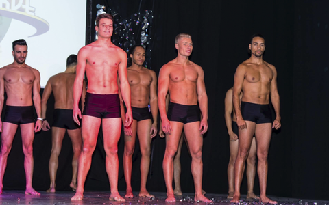 Swimsuit men MMA 2016