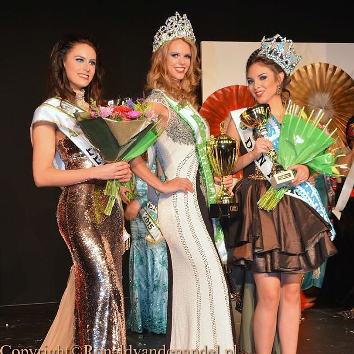 Miss Avantgarde Netherlands 2015 Marlouk