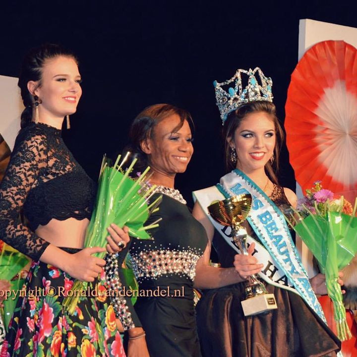 Miss beauty Avantgarde 2015 Gioverllys R