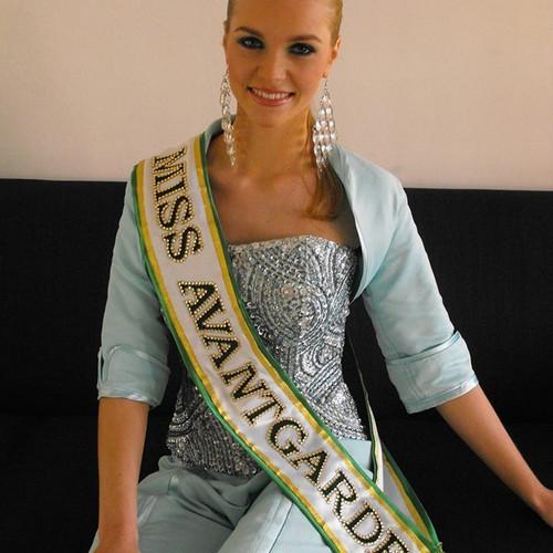Miss Avantgarde Ambassador 2014