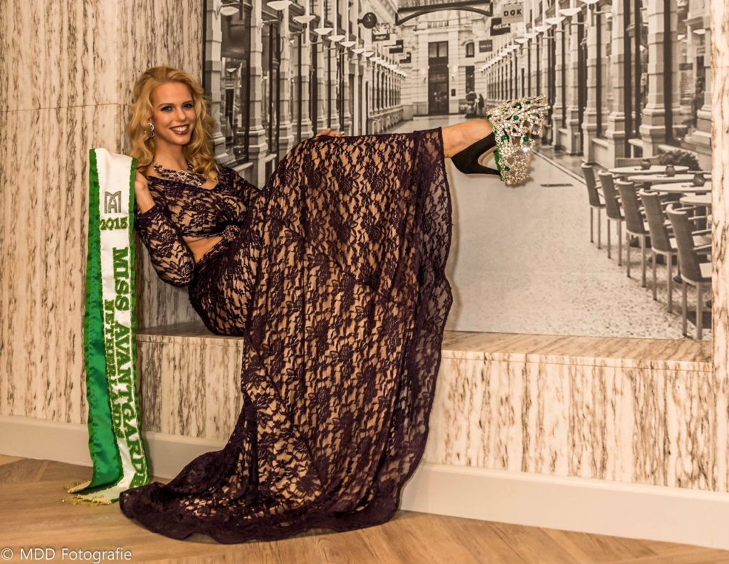 Miss Avantgarde the Netherlands 2015