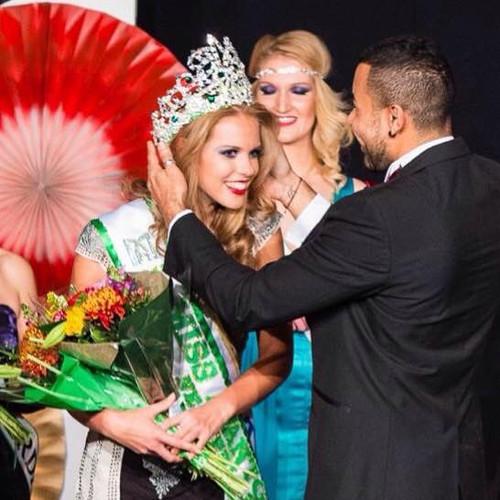 Nieuwe Miss Avantgarde Netherlands 2015