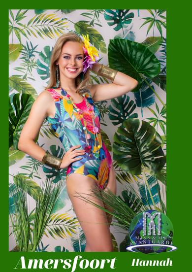 Hannah Miss Avantgarde Amersfoort