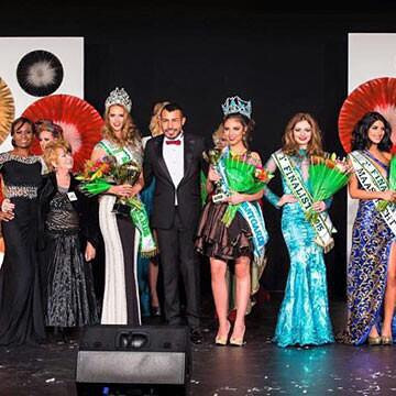Miss Avantgarde Netherlands 2015 Miss Ut