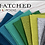 Thumbnail: Thatched 48626 117 Shadow Black Tonal Moda Robin Pickens