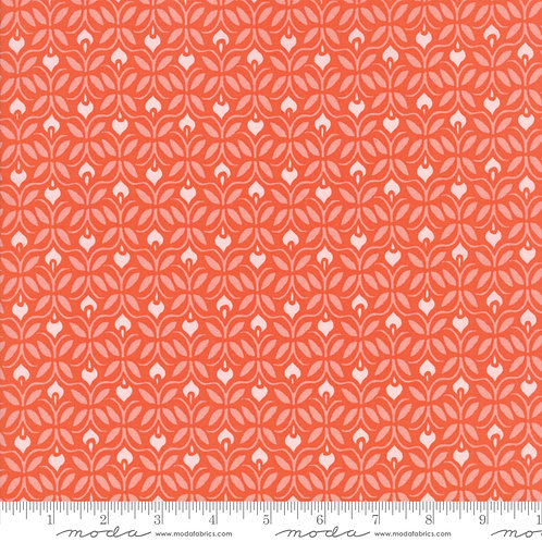 Voyage 27285 12 Orange Tonal Moda Kate Spain