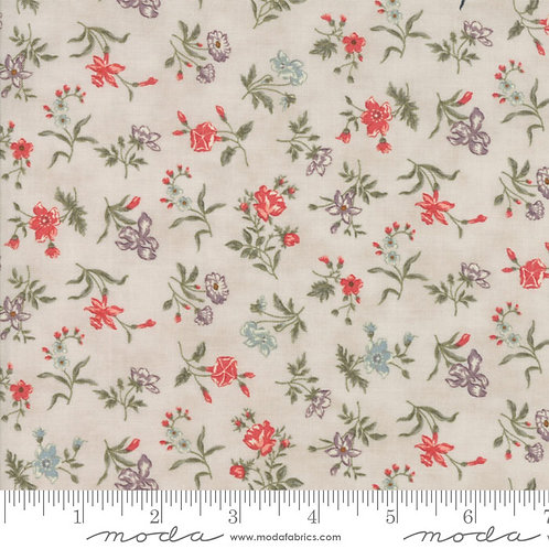 Quill 44154 11 Beige Floral Moda 3 Sisters