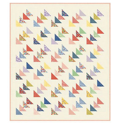 It's Sew Emma EARLY BIRD Layer Cake Quilt Pattern