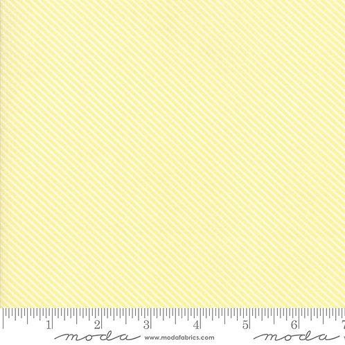 Garden Variety 5075 17 Yellow Diagonal Stripe Moda Lella Boutique