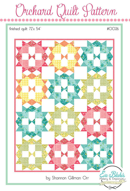 Shannon Orr ORCHARD Quilt Pattern