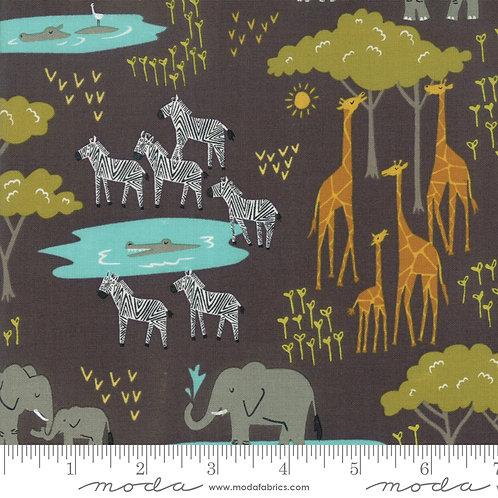 Safari Life 20643 15 Brown Animals