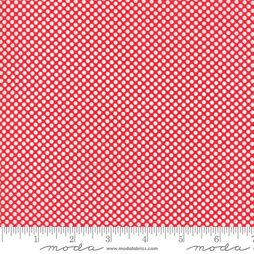 Vintage Holiday 55162 11 Red Dots Moda Bonnie & Camille