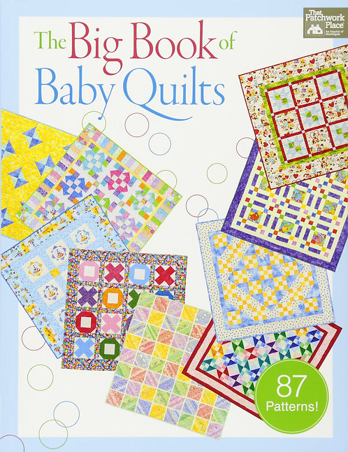 Big Book of Baby Quilts Quilt Book