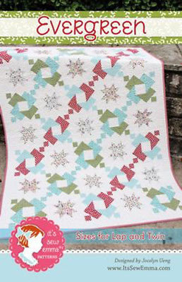 It's Sew Emma EVERGREEN Pattern