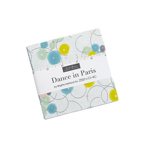 Dance in Paris Moda Zen Chic Charm Pack