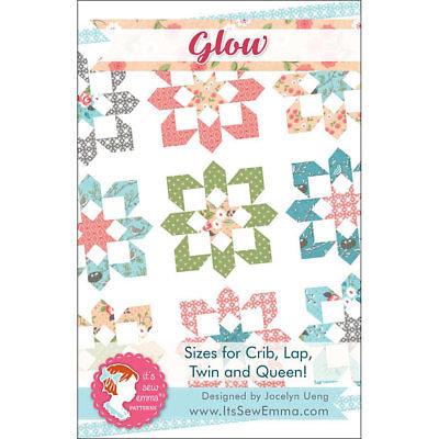It's Sew Emma GLOW Fat Quarter Pattern