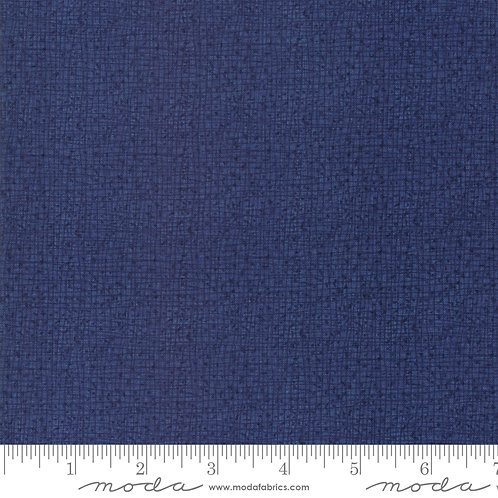 Thatched 48626 94 Navy Blue Tonal Moda Robin Pickens