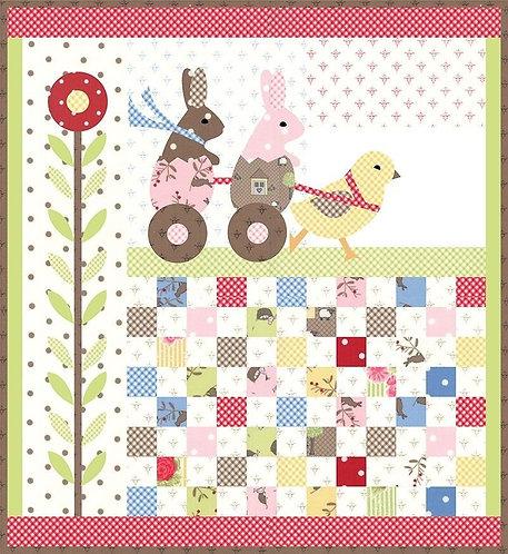 Bunny Hill SPRING BREAK Charm Pattern
