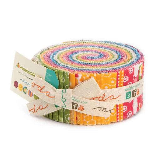Meadowbloom Moda Jelly Roll