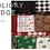 Thumbnail: Holiday Lodge 19894 12 Black Moda Deb Strain