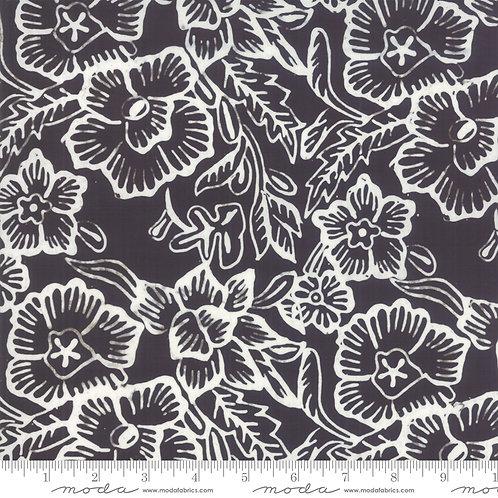 Aloha Batiks 4356 43 Black White Moda