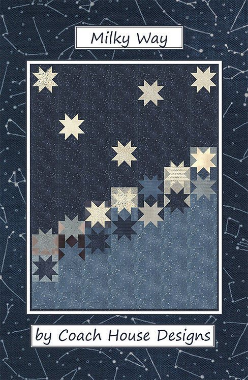Coach House MILKY WAY Layer Cake Pattern
