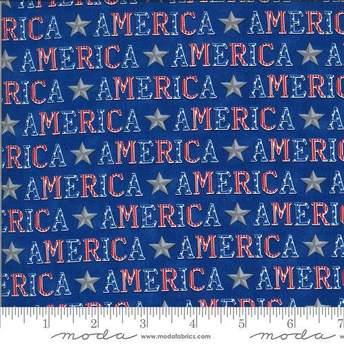 American the Beautiful 19983 14 Blue Moda Deb Strain