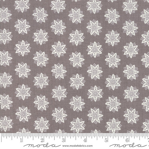 Fleur De Noel 13844 20 Gray Moda French General Stars