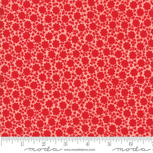 The Good Life 55156 13 Red Floral Moda Bonnie & Camille