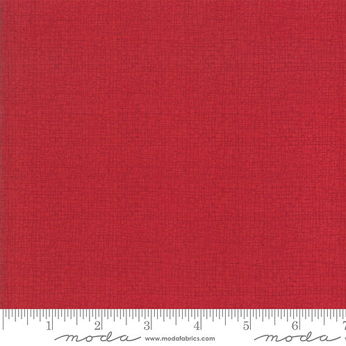 Thatched 48626 119 Scarlet Red Tonal Moda Robin Pickens