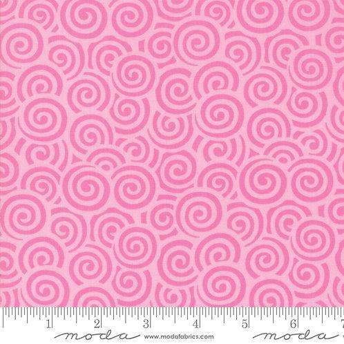 Flower Sacks 22255 32 Pink Swirl Tonal Me & My Sister