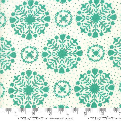 Handmade 55141 15 Green Moda Bonnie & Camille