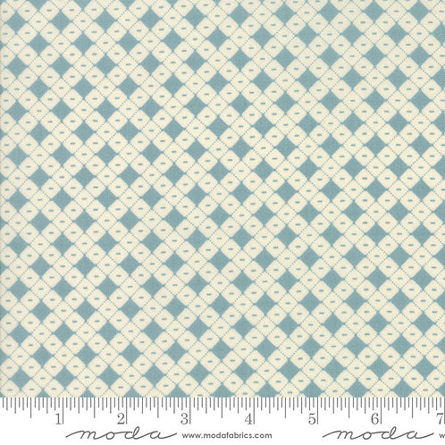 Hop Skip & a Jump 21707 16 Blue Moda American Jane