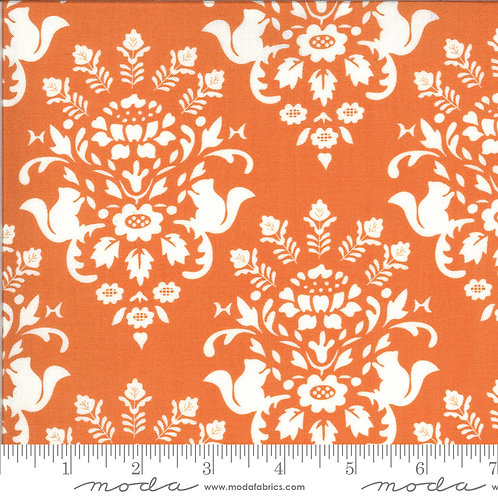 Squirrelly Girl 2971 16 Orange Moda BUNNY HILL