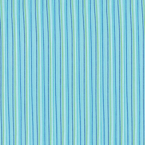 Brighten Up 22288 17 Blue Stripes Moda