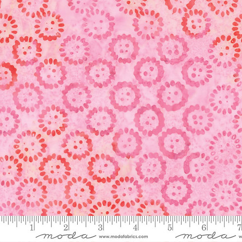 Latitude Batiks 27250 309 Pink Tonal Moda Kate Spain