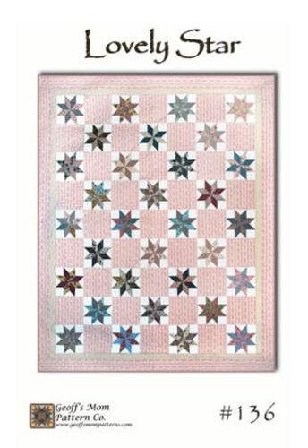 Geoff's Mom Pattern Co LOVELY STAR Pattern