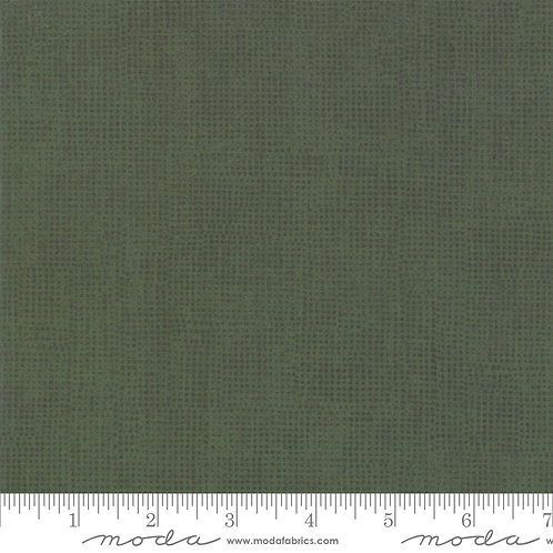 Naughty or Nice 30639 18 Green Tonal Moda Basic Grey