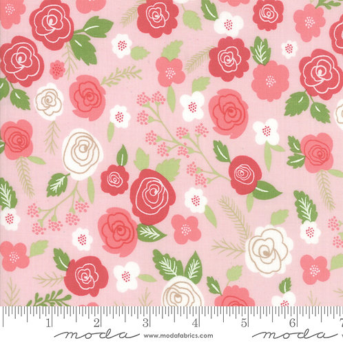 Lollipop Garden 5080 12 Pink Floral Moda Lella Boutique