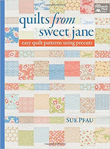 Quilts from Sweet Jane Quilt Book