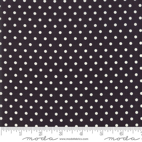 Bubble Pop 21766 26 Black Polka Dots Moda AMERICAN JANE