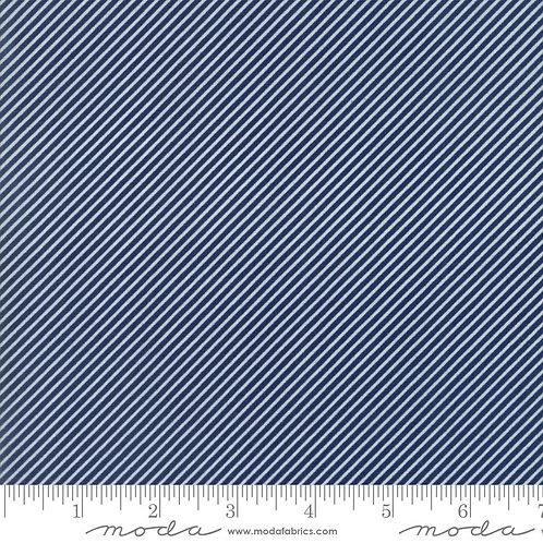 Bonnie & Camille BASICS 55071 37 Navy Diagonal Stripes