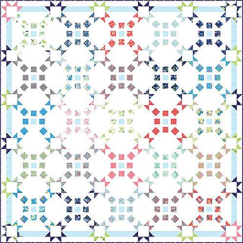 Franny & Jane REBECCA Jelly Roll Pattern